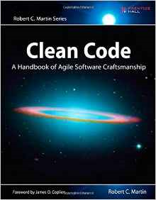 Clean Code Book by Robert Cecil Martin