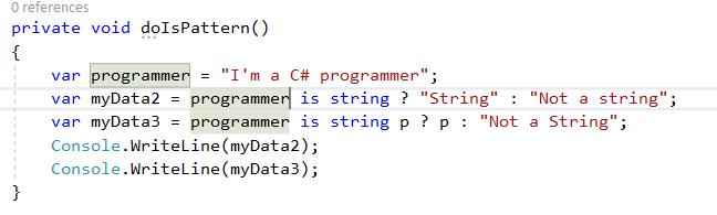 Is_Pattern