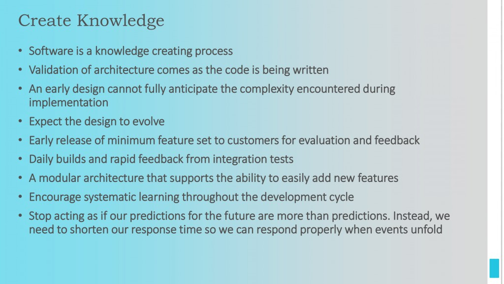 Lean Methodalogy by viji-09